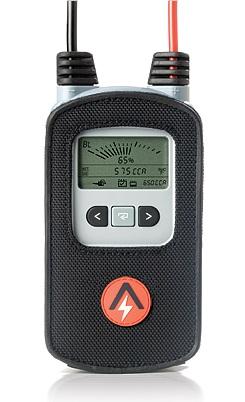 AA350 in cover2 - AA350 Тестер аккумуляторных батарей