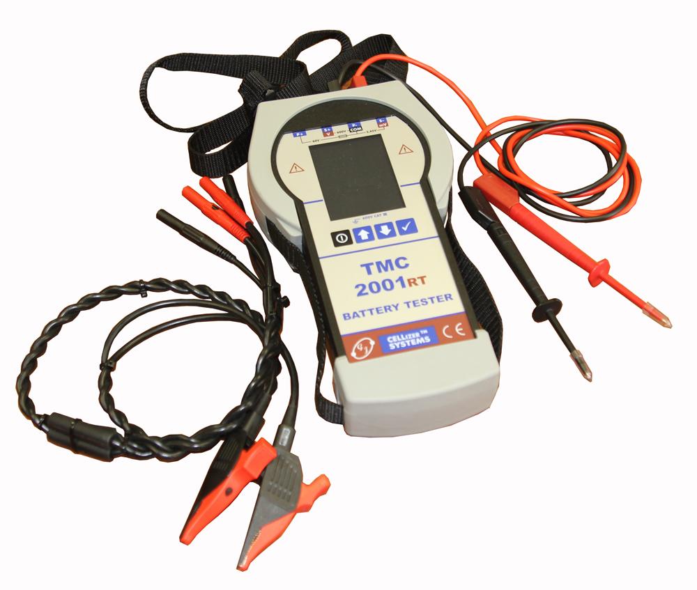 Тестер аккумуляторных батарей TMC-2001RT Cellizer