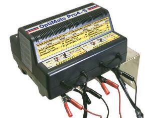 Зарядное устройство Optimate Pro 4×4