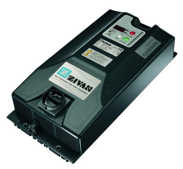 Универсальное зарядное устройство тяговых аккумуляторов Zivan CG NG7
