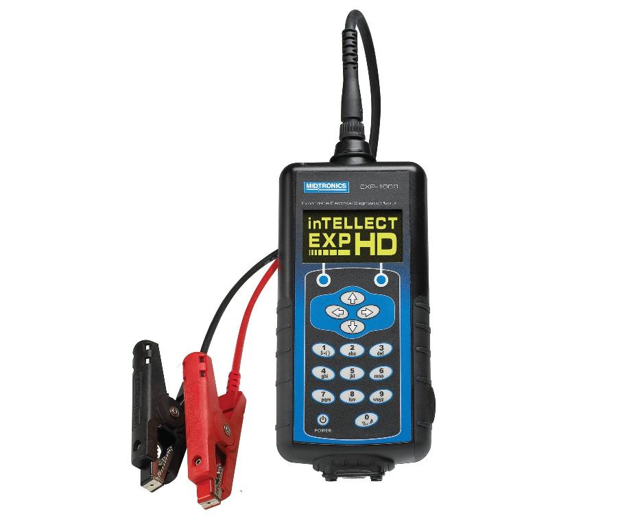 Тестер аккумуляторных батарей EXP1000 HD Midtronics