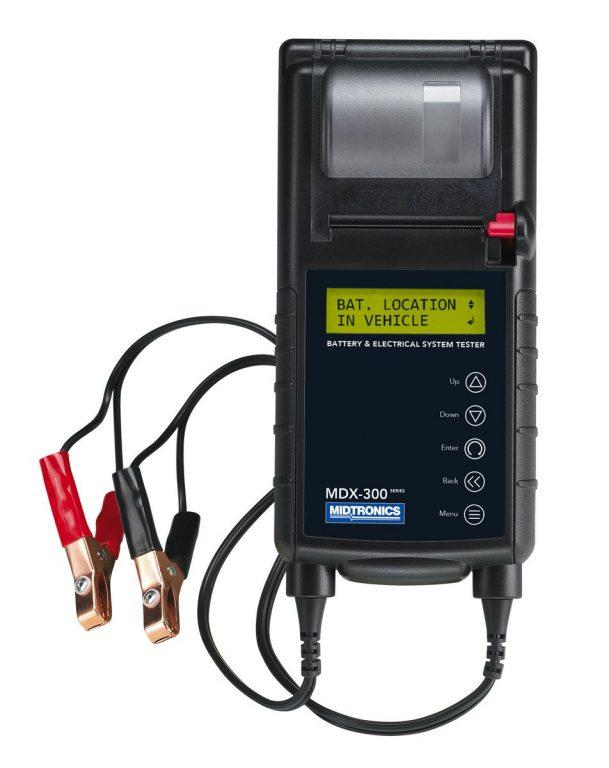 Тестер аккумуляторов с принтером MDX-335P Midtronics