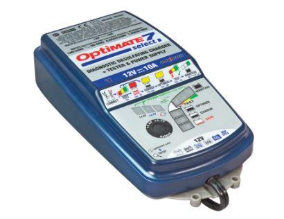 Зарядное устройство автомобильных аккумуляторов Optimate 7 Select TM250