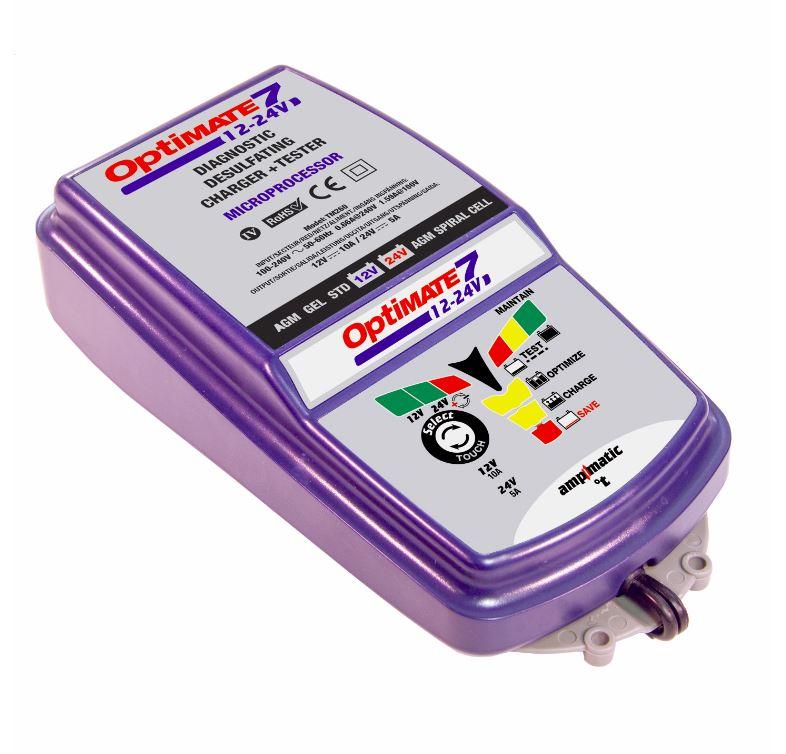 Зарядное устройство Optimate 7 12/24V TM260