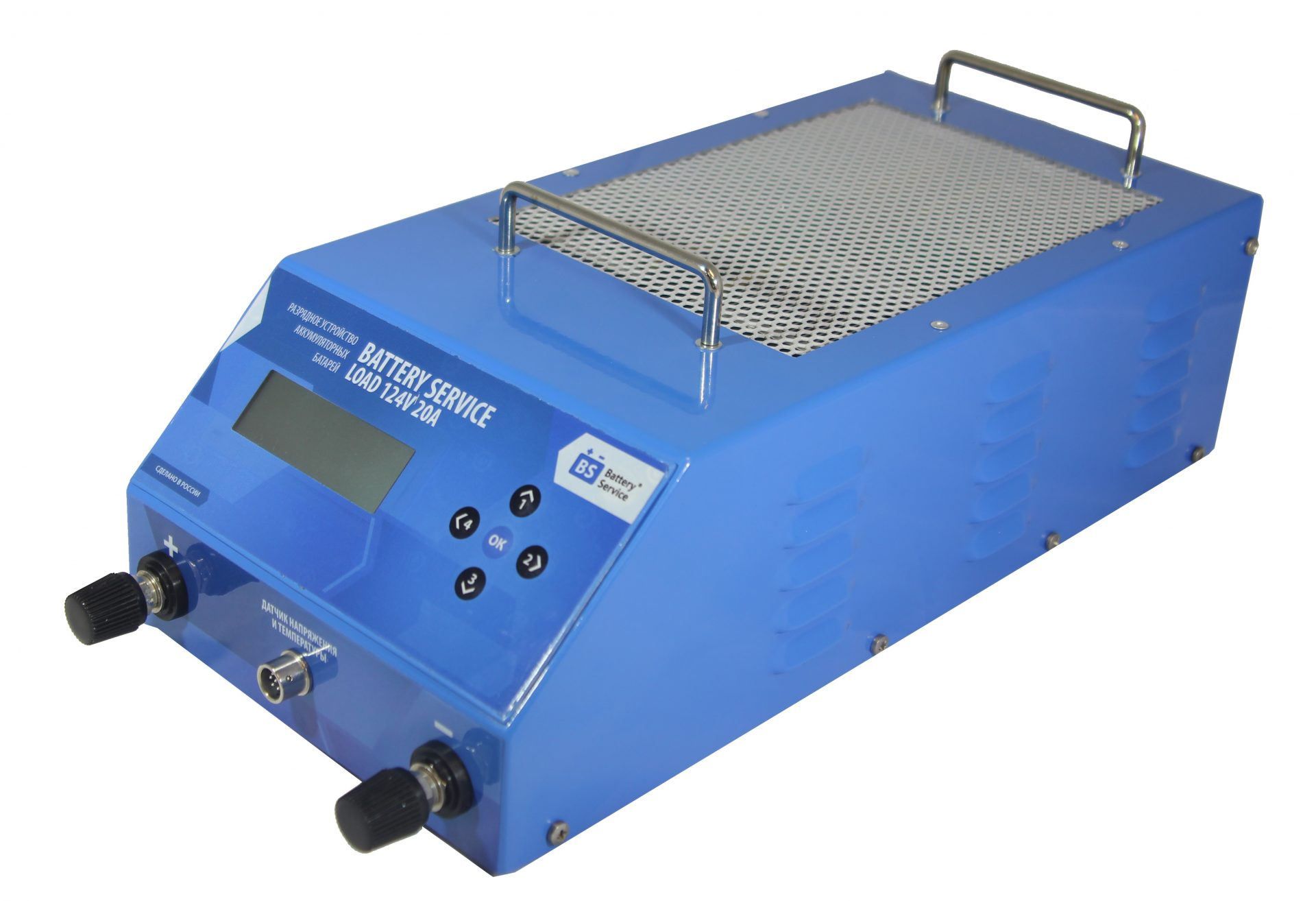 BSL-120/20 Разрядное устройство Battery Service Load 120В 20А