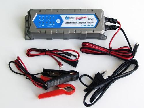 Battery Service Universal PL C004P all 500x376 - Тест, обзор зарядного устройства Battery Service Universal PL-C004P