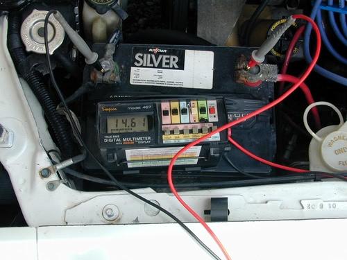 Рабочая батарея