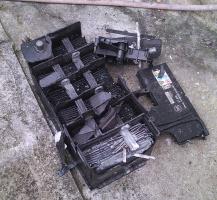Последствия взрыва акб