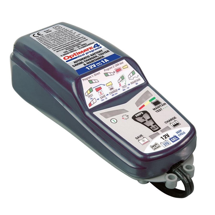 Зарядное устройство Optimate 4 TM350 Can-Bus Edition