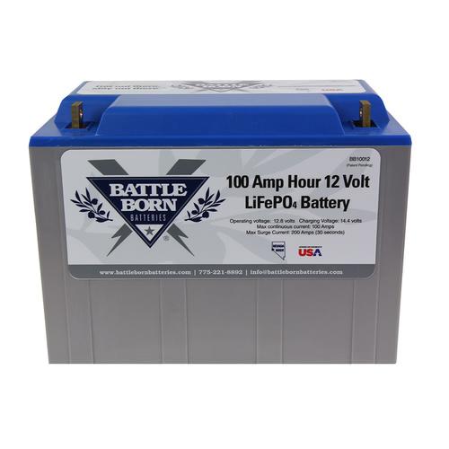 аккумуляторная батарея Li-Ion LiFePo4
