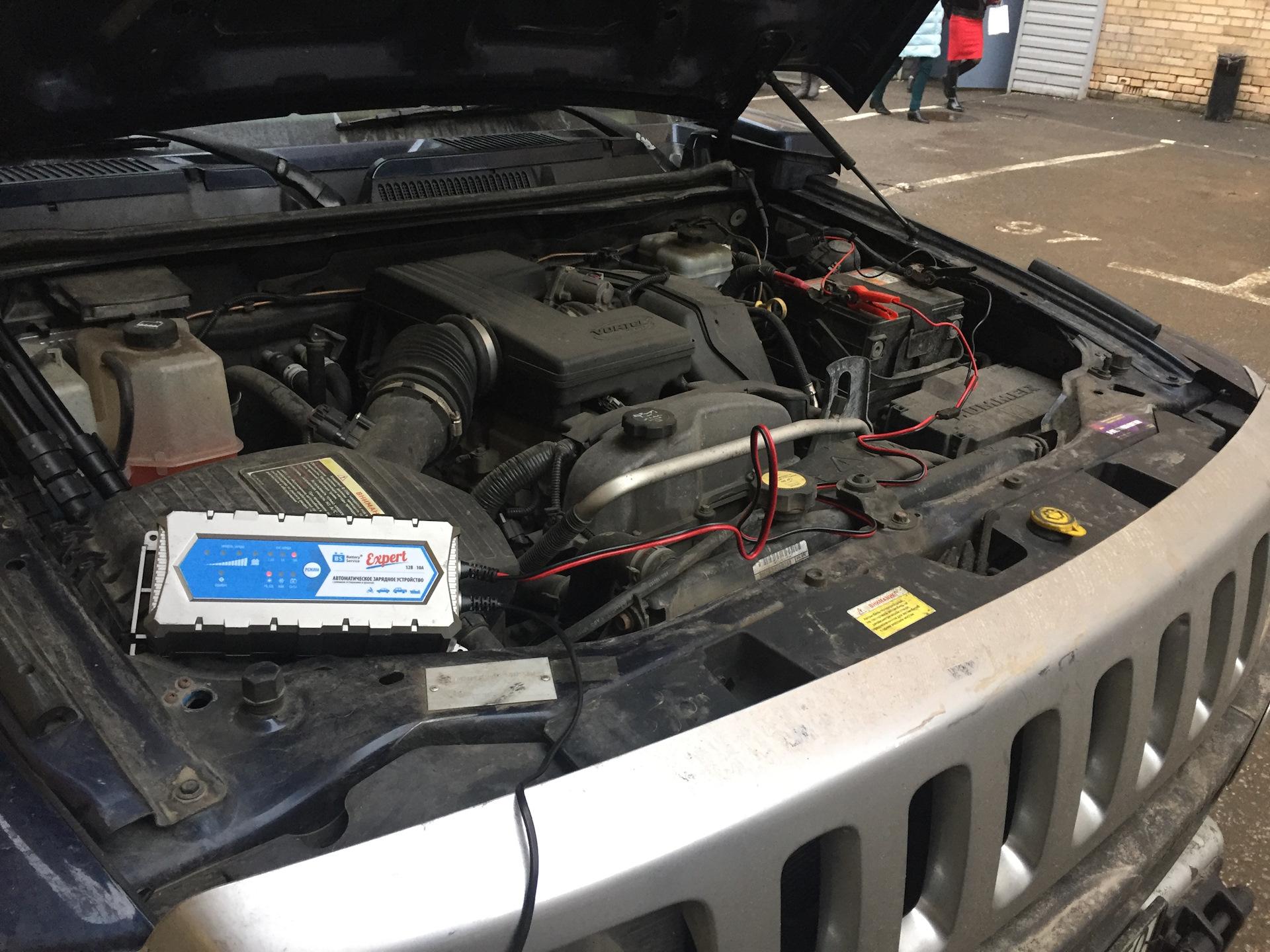 Зарядное устройство Battery Service Expert , PL-C010P