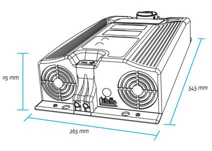 NG9 зарядное устройство Zivan чертеж