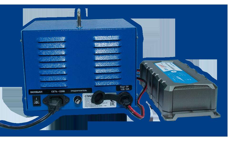 MG 5930 6 - Разрядное устройство для автомобильного аккумулятора - проверка емкости