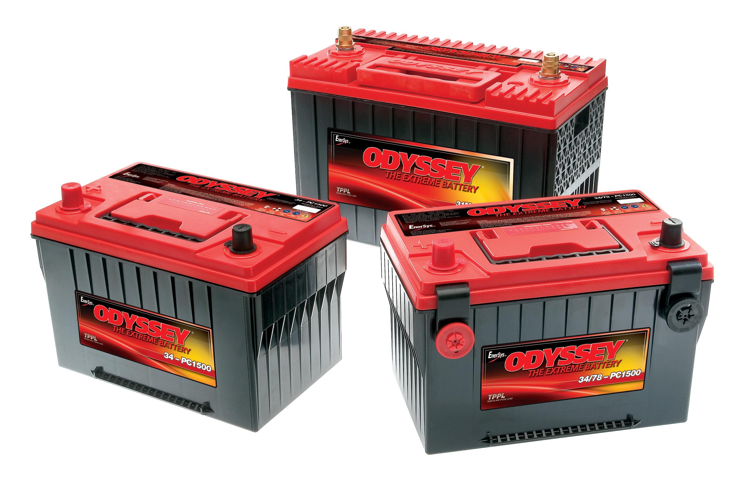 Аккумуляторные батареи Высшего (элит) класса ODYSSEY