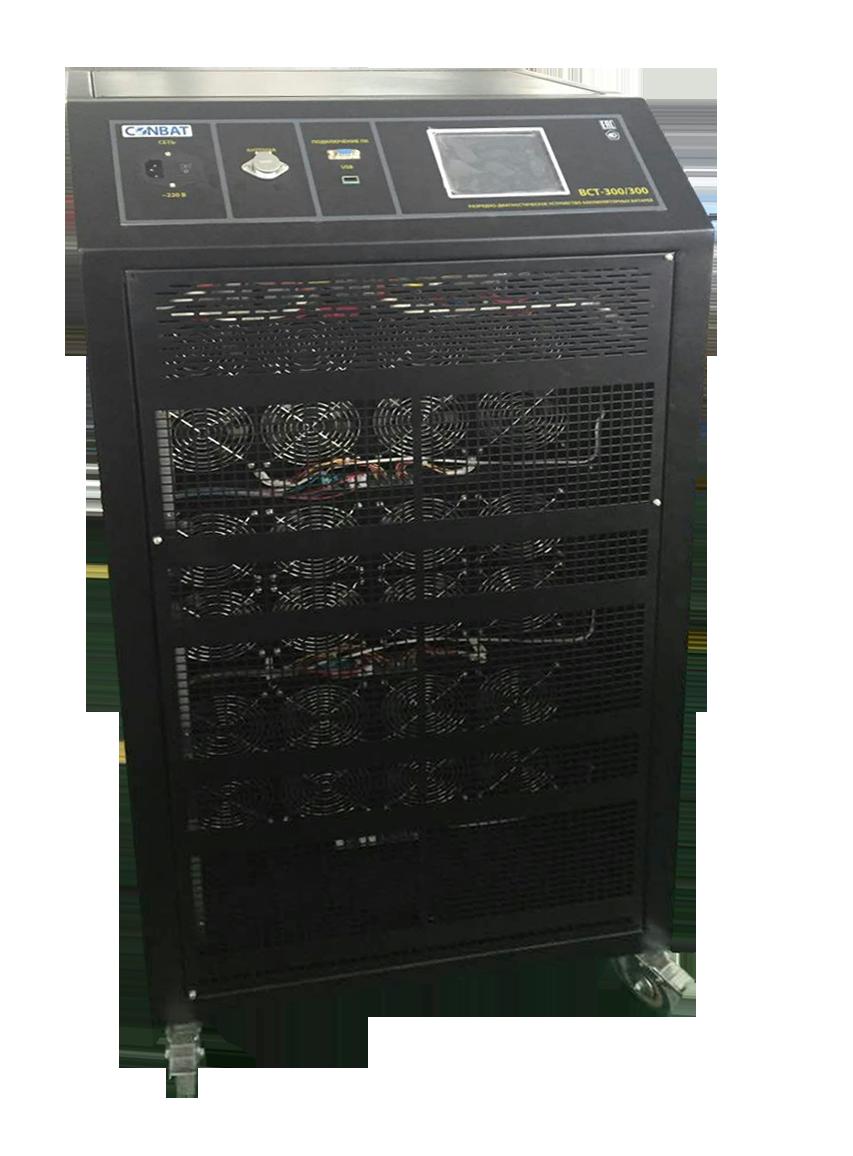 Разрядное устройство аккумуляторных батарей Conbat BCT-300/300