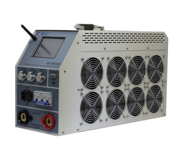 Разрядное устройство аккумуляторных батарей Conbat BCT-48/300
