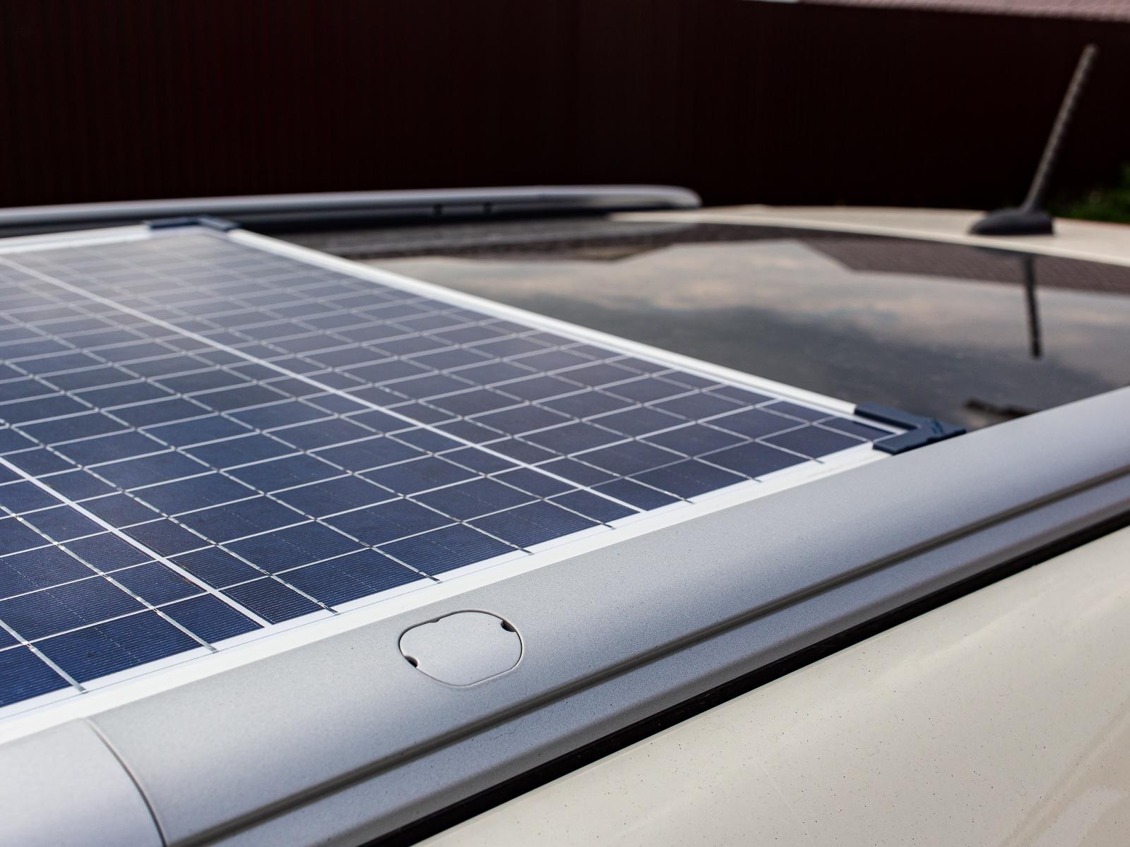 солнечная панель optimate - Зарядка автомобильного аккумулятора с помощью солнечных батарей