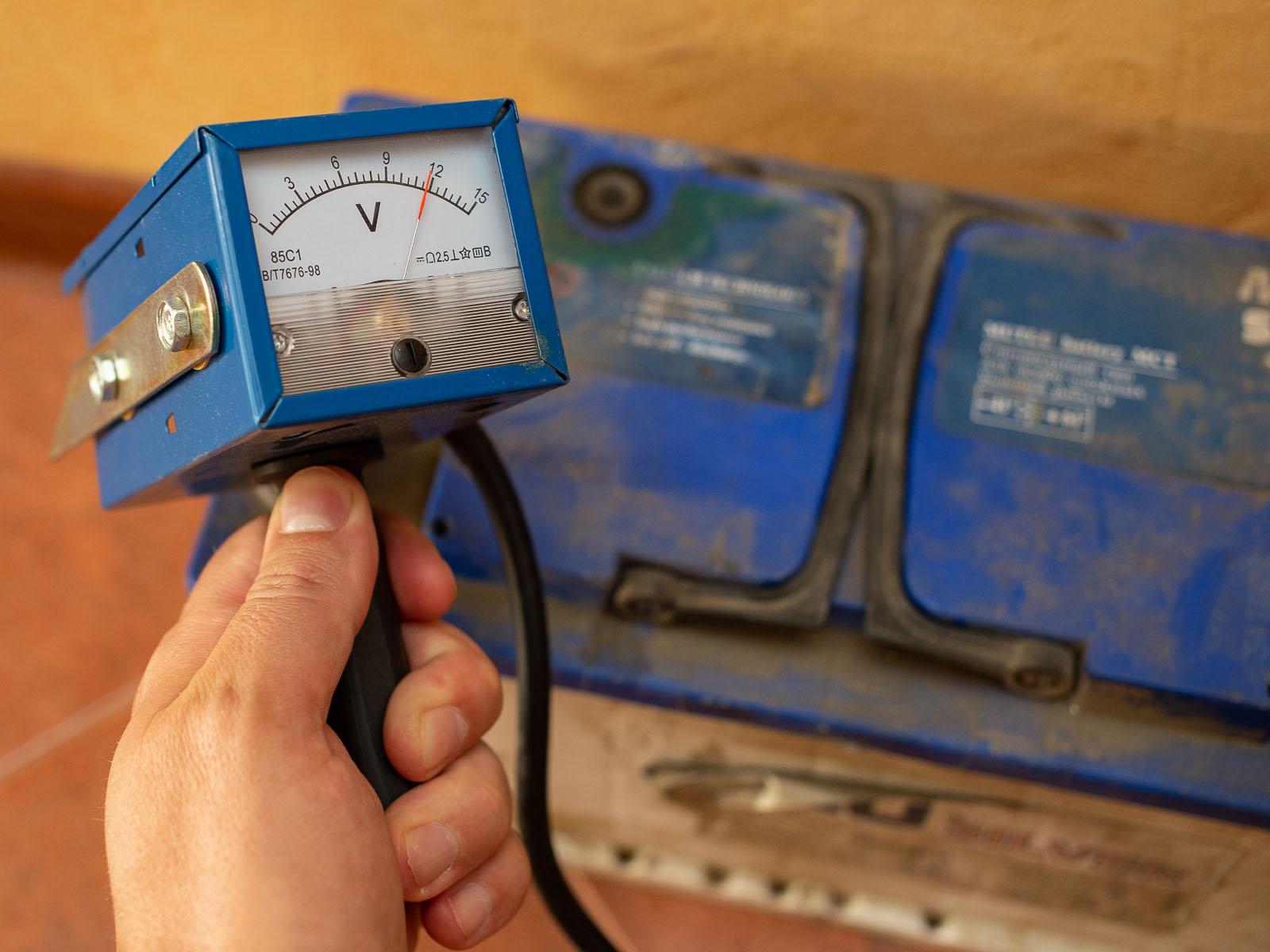 analog nagryzochnaya vilka - Как проверить аккумулятор нагрузочной вилкой