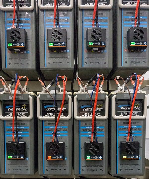Система мониторинга аккумуляторов Cellguard System Gen3