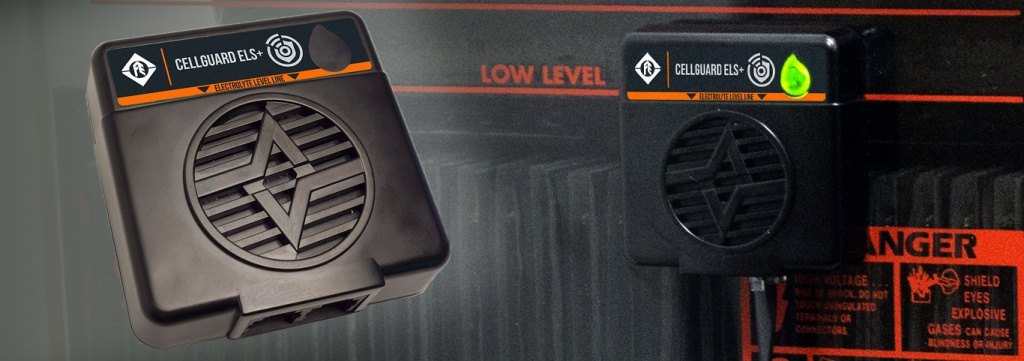 система контроля уровня электролита аккумулятора Cellguard Electrolyte Level