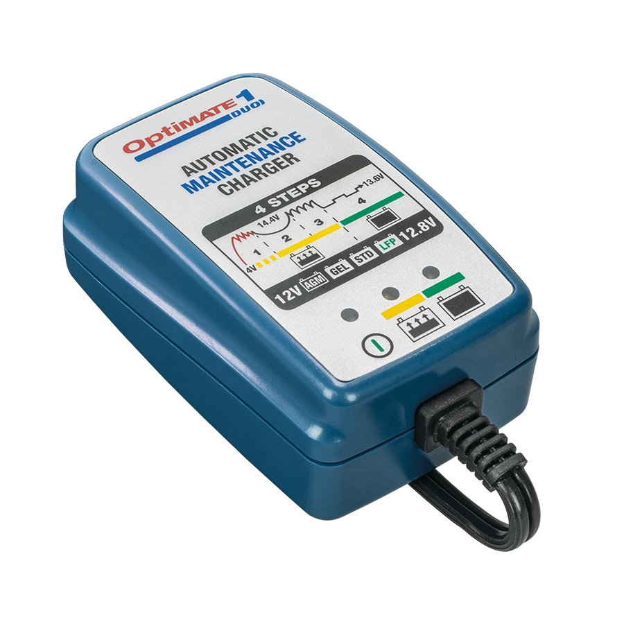 Зарядное устройство Optimate 1 DUO TM402-D