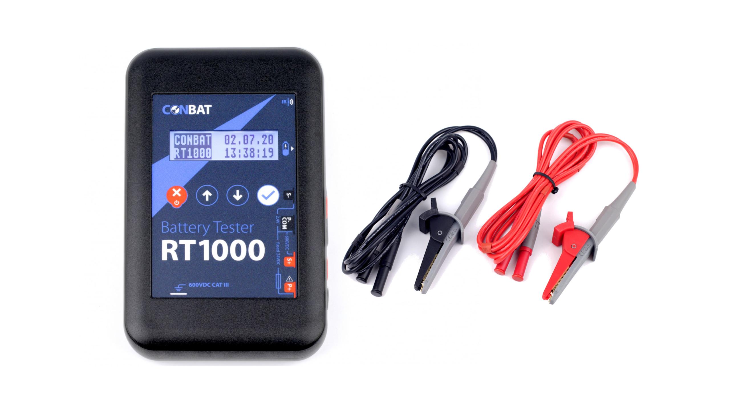 RT1000 Тестер аккумуляторов Conbat (Госреестр)