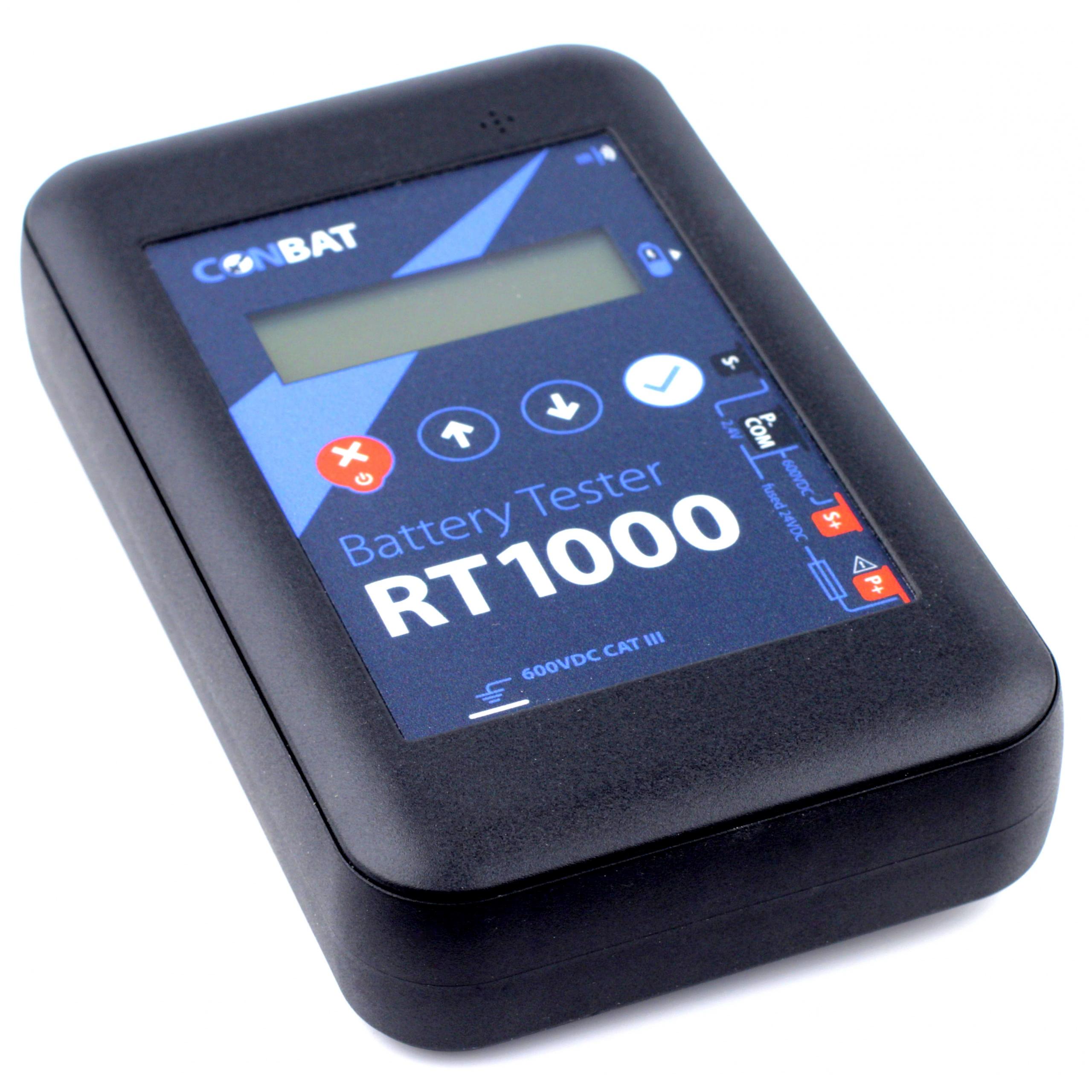 RT1000 Тестер аккумуляторов Conbat