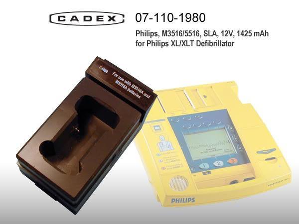 Адаптер Cadex для дефибрилляторов Philips XL/XLT