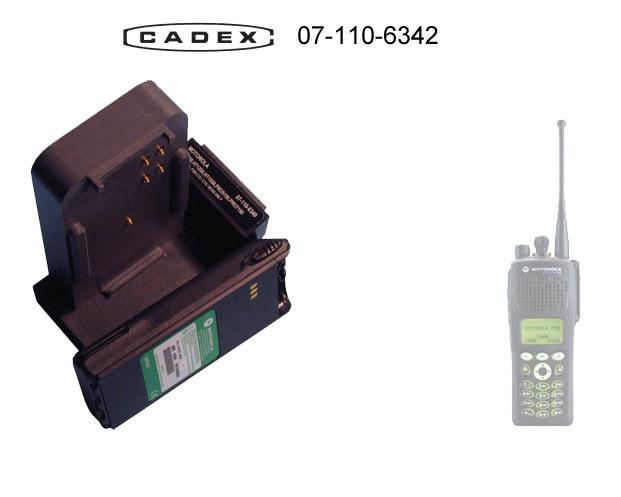Адаптер Cadex для Motorola XTS2500 Series
