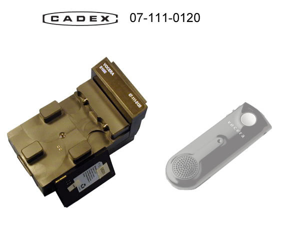 Адаптер Cadex для Vocera B1000 Communications Badge