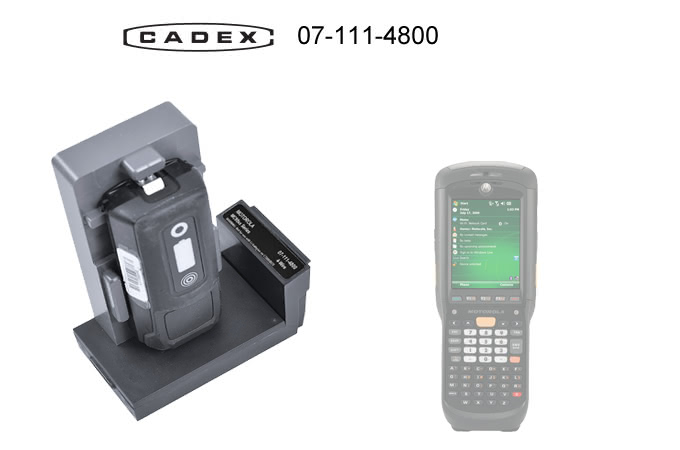 Адаптер Cadex для Motorola MC9500 Series