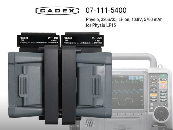Адаптер Cadex для Medtronic Physio LP15