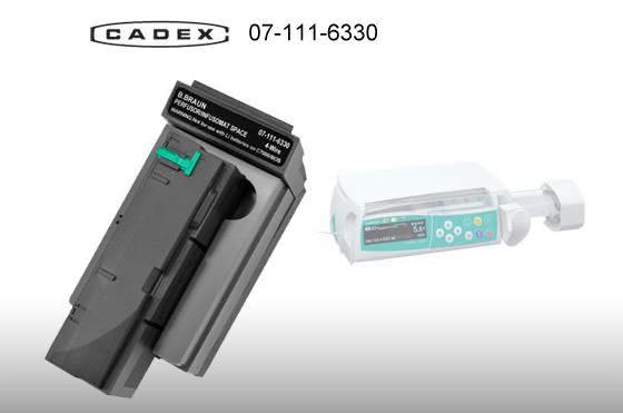 Адаптер Cadex для B. Braun Perfusor / Infusomat Space