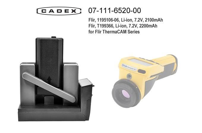 Адаптер Cadex для Flir ThermaCAM Series Adapter