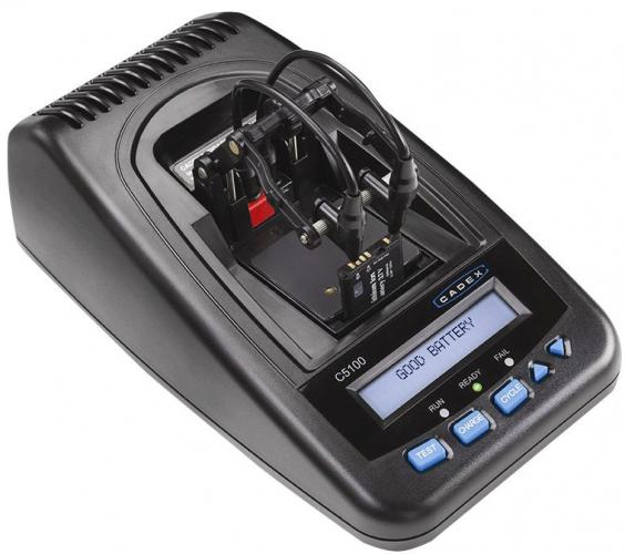 Cadex C5100B Тестер аккумуляторных батарей