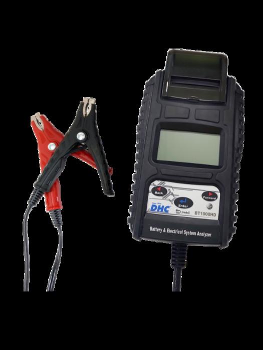 Тестер аккумуляторных батарей BT1000HD DHC