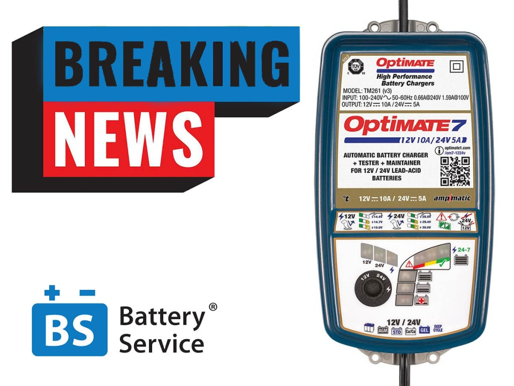 breaking news OptiMate 7 12 24V gold 3 1024x768 - Зарядное устройство Optimate 7 12/24В Gold (TM260 v3)