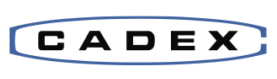 Cadex logo -