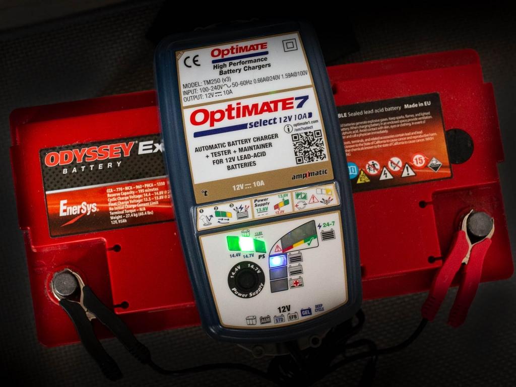 Optimate Odyssey 1024x768 - Подготовка АКБ к зиме