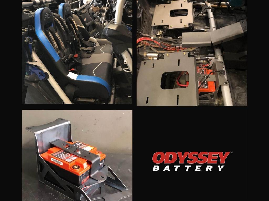 brp odyssey pc925 установка 1024x768 - BRP Maverick X3 и Odyssey Extreme PC925